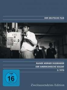 Der amerikanische Soldat, DVD