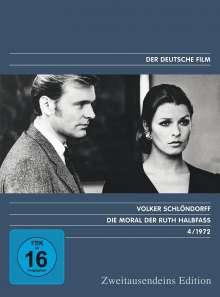 Die Moral der Ruth Halbfass, DVD