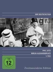 Berlin Alexanderplatz (1931), DVD