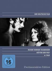 Götter der Pest, DVD