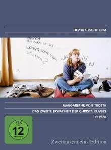 Das zweite Erwachen der Christa Klages, DVD