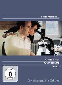 Das Mikroskop, DVD