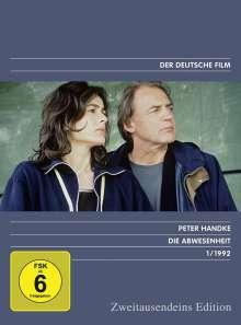 Die Abwesenheit, DVD
