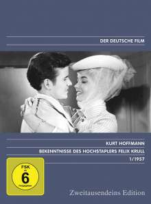 Die Bekenntnisse des Hochstaplers Felix Krull (1957), DVD