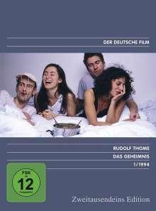 Das Geheimnis, DVD