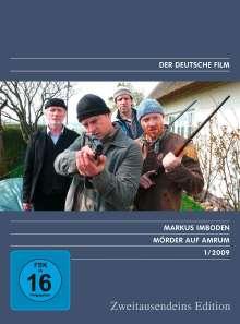 Mörder auf Amrum, DVD