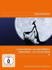 Mikrokosmos: Das Volk der Gräser, DVD