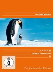 Die Reise der Pinguine, DVD