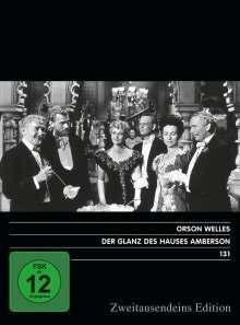 Der Glanz des Hauses Amberson, DVD
