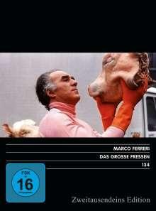 Das grosse Fressen, DVD