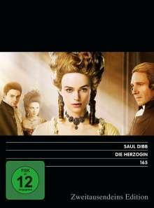 Die Herzogin, DVD