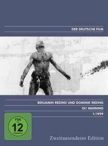 Oi! Warning, DVD