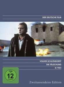Die Fälschung, DVD