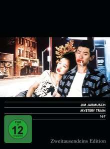 Mystery Train (OmU), DVD