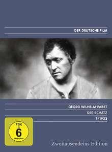 Der Schatz, DVD