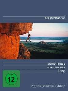 Schrei aus Stein, DVD