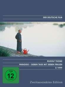 Paradiso - Sieben Tage mit sieben Frauen, DVD
