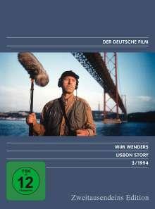 Lisbon Story, DVD