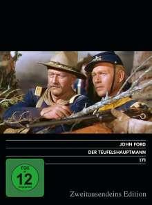 Der Teufelshauptmann, DVD