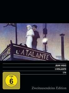 L'Atalante (OmU), DVD