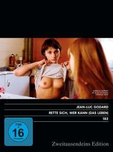 Rette sich, wer kann (das Leben) (OmU), DVD