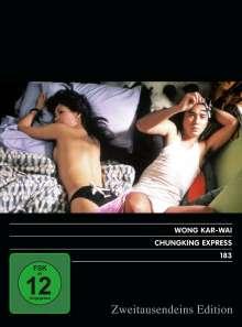 Chungking Express, DVD