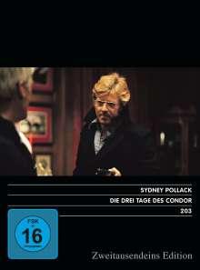 Die drei Tage des Condor, DVD
