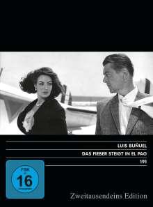 Das Fieber steigt in El Pao (OmU), DVD