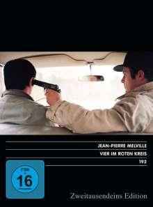 Vier im roten Kreis, DVD