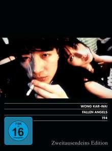 Fallen Angels (1995), DVD