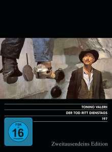 Der Tod ritt dienstags, DVD