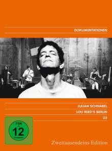 Lou Reed's Berlin, DVD