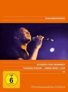 Youssou N'Dour - I Bring What I Love (OmU), DVD