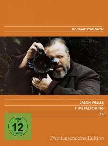 F wie Fälschung, DVD