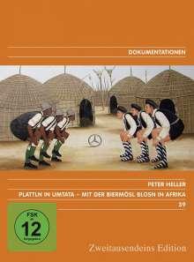 Plattln in Umtata - Mit der Biermösl Blosn in Afrika, DVD