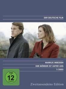 Der Mörder ist unter uns, DVD