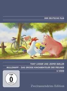Mullewapp - Das grosse Kinoabenteuer der Freunde, DVD