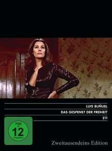 Das Gespenst der Freiheit, DVD