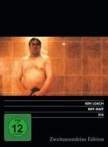 Riff-Raff, DVD