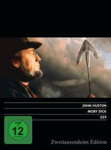 Moby Dick (1956), DVD