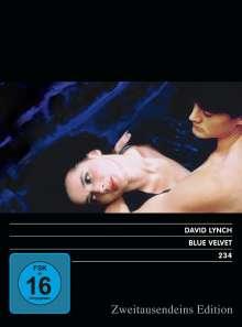 Blue Velvet, DVD