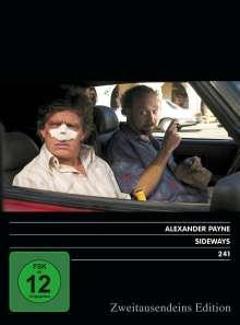 Sideways, DVD