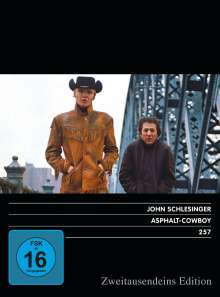 Asphalt-Cowboy, DVD