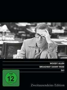 Broadway Danny Rose, DVD