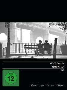 Manhattan, DVD