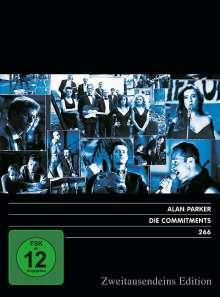 Die Commitments, DVD