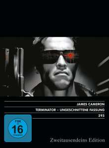 Terminator, DVD