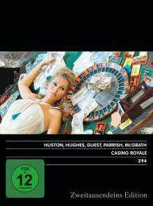 Casino Royale (1967), DVD