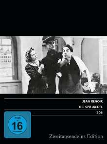 Die Spielregel, DVD
