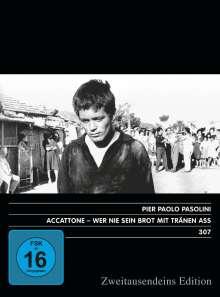 Accatone - Wer nie sein Brot mit Tränen aß, DVD